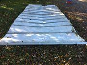 Wohnwagen Schutzdach Überdach 7mx2 5m