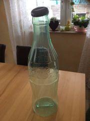 Coca-Cola Plastikflasche Spardose