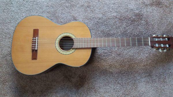 7 8 Gitarre Pro Natura