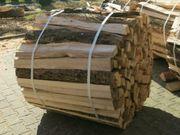 Brennholz Esche Brennholzbündel Bündel Holz