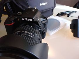 Bild 4 - Nikon D5600 Nikon 18-55mm Kit - Göllheim