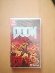 Doom Nintendo Switch Neu