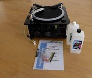 Plattenwaschmaschine Vinyl Care Hannl Mera