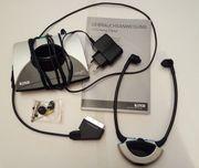 Digitaler drahtloser Kopfhörer