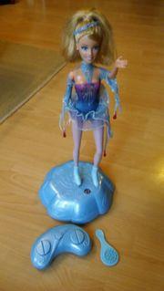 Barbie Eiskunstläuferin ferngesteuert