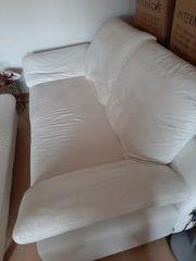 Sofa Couch Leder von W