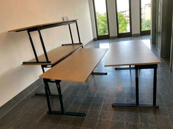 GELEGENHEIT 2 x Arbeitstisch Schreibtisch