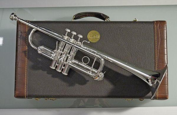 BACH STRADIVARIUS 229 C-Trompete - GENERALÜBERHOLT -