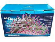 Hallo habe 20kg Aquarium Meerwasser-Salz