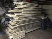 Zu verschenken Algostat-Dämmstoffplatten ca 35