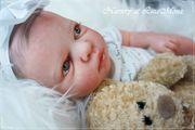 ALICJA Babyausstattung REBORN Bausatzpuppe Noah