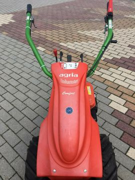 Bild 4 - Agria Unihamster 4 KW Balkenmäher - Stuttgart Rot