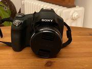 Sony HX100V Digitalkamera 16 Megapixel