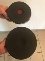 BAUKNECHT MINI-KÜCHE - Masse-Kochplatten E G