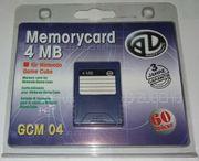 Nintendo Gamecube - Memorycard 4MB