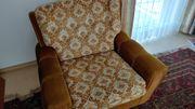 Polstergarnitur Couch Sofa für Wohnzimmer
