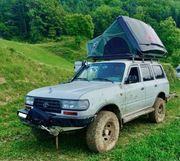 Auto Dachzelt für 3 Personen