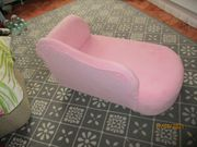 KINDERSOFA IN PINK ab 2
