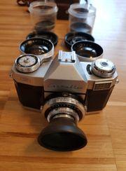 Fotoapparat Kamera Zeiss