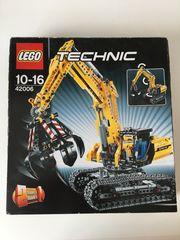 Lego Technic Raupenbagger 42006 OVP