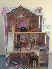 Xxl Puppenhaus aus holz mit