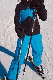 Snowboard Jacke und Hose