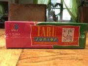Tabu Gesellschaftsspiel Neu