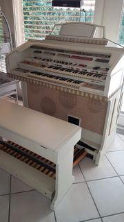 Orgel Eminent NL Neuwertig reserviert