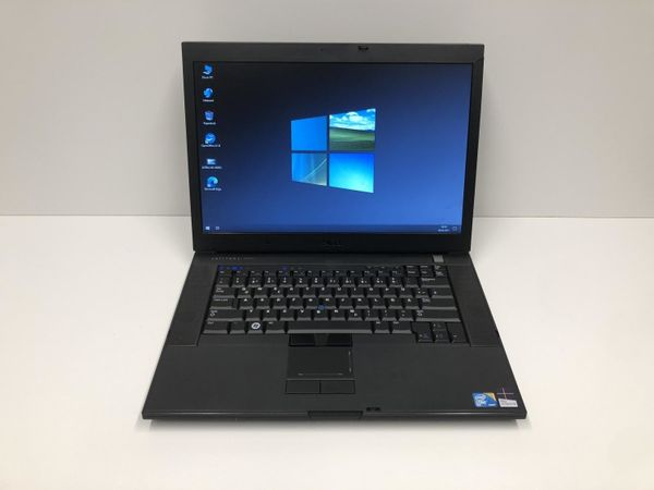 DELL LATITUDE E6500 - NOTEBOOK (WIN10, 15. 4 ZOLL, AKKU NEU)