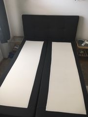 Boxspringbett 140 x 200 cm