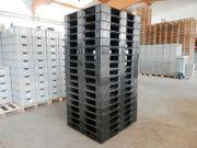 Paletten Kunststoffpaletten 1200mm x 1000mm