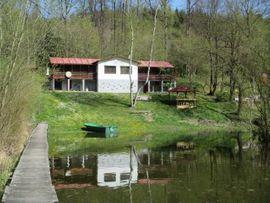 Ferienhäuser, - wohnungen - Urlaub am Vranov Stausee direkt