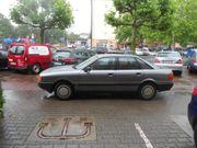 Audi 80 mit frischer Oldtimer-Zulassung