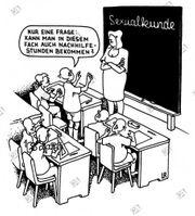 Ich suche eine Lehrerin für