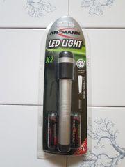 LED Taschenlampe Neu Verpackt