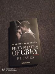Fifty Shades of Grey Bücher