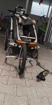 Chariot CX1 Kinder Fahrradanhänger mit