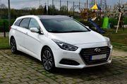 Hyundai i40 Kombi blue 1