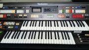 Technics Orgel Modell SX C600