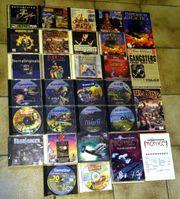 PC Spiele Sammlung - über 100