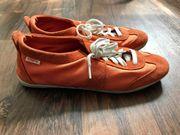 Orange Buffalo Sneaker Größe 41