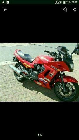 Kawasaki über 500 ccm - 1100 Kawasaki