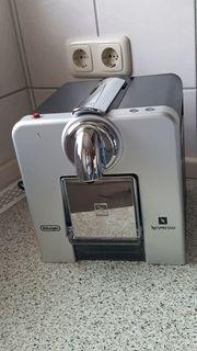 Nespresso-Maschine von DeLonghi