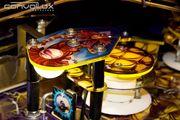 Modding Pinball Flipperautomat Iron Maiden