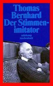 THOMAS BERNHARD 14 Bde