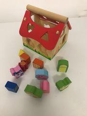 Eichhorn Baby Spielzeug