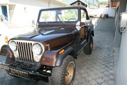 JEEP CJ7 Golden Eagle V8