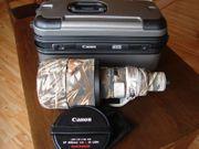 Canon Teleobjektiv 600mm f 4