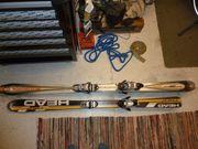1 Paar Ski Alpinski mit