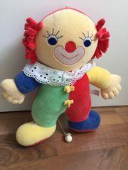 Spieluhr Clown